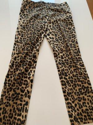Hallhuber Leoparden Hose