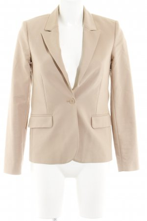 Hallhuber Long-Blazer beige Business-Look