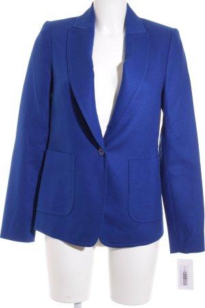 Hallhuber Long-Blazer blau Elegant