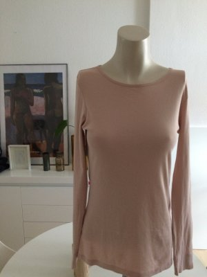 Hallhuber Long Shirt alt rose Größe s