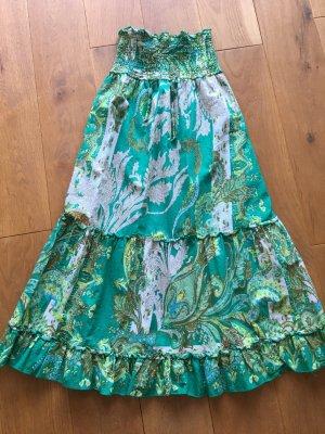Hallhuber Maxirock und Bandeau-Kleid