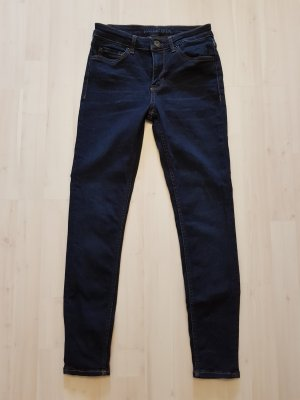 Hallhuber MIA Jeans Skinny Fit, dunkelblau, Größe 34