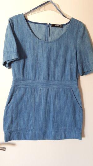 Hallhuber Mini-Jeans-Kleid Gr. 40