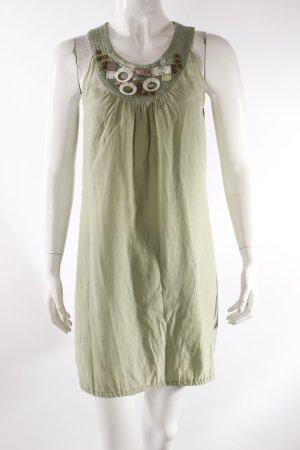Hallhuber Minikleid mit Ausschnittverzierung
