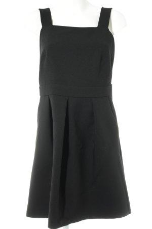 Hallhuber Minikleid schwarz Elegant