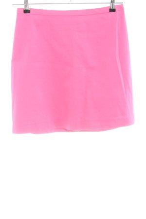 Hallhuber Minirock pink Casual-Look