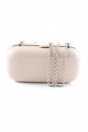 Hallhuber Mini Bag nude-silver-colored casual look