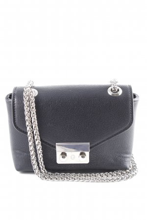 Hallhuber Minitasche schwarz Casual-Look