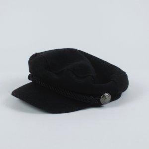 Hallhuber Mütze Gr. OS schwarz (19/04/315)