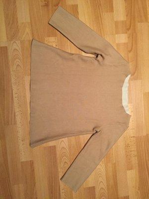 Hallhuber Pullover beige