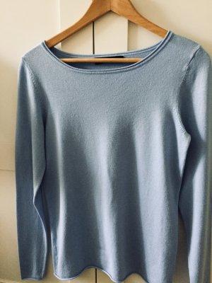 Hallhuber Pullover hellblau S