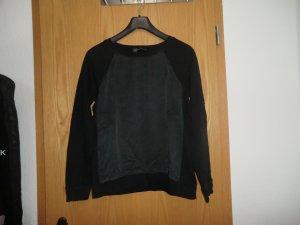 Hallhuber Pullover Seide Größe M