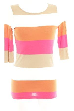 Hallhuber Stripe Shirt striped pattern simple style