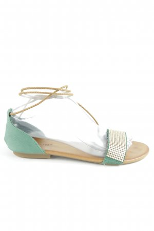 Hallhuber Roman Sandals multicolored casual look