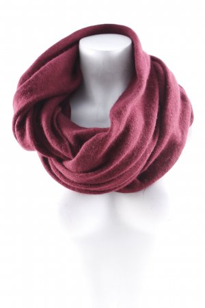 Hallhuber Snood bordeaux casual uitstraling
