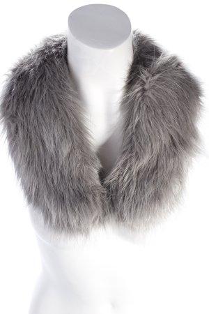 Hallhuber Schal grau