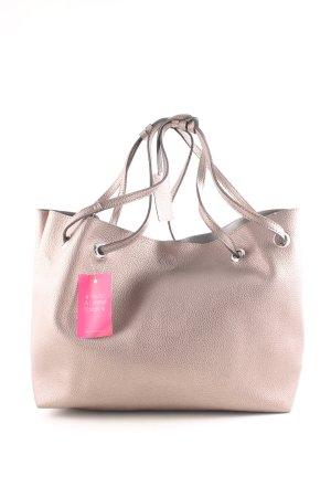 Hallhuber Schultertasche pink Business-Look