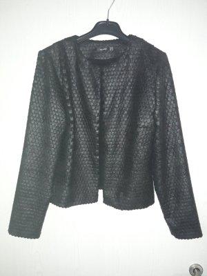 HALLHUBER schwarze Blazer Jacke