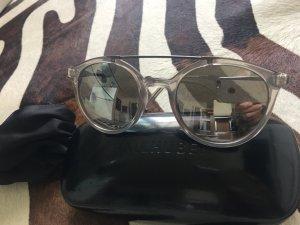 Hallhuber Shades Sonnenbrille grey neu in ovp Etui verspiegelt