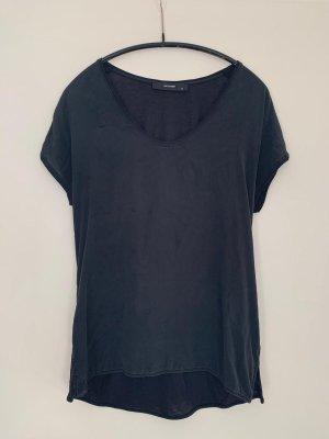 Hallhuber T-shirt noir