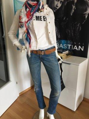 Hallhuber Shirt Meets replay Meets liu jo jeansjacke Small