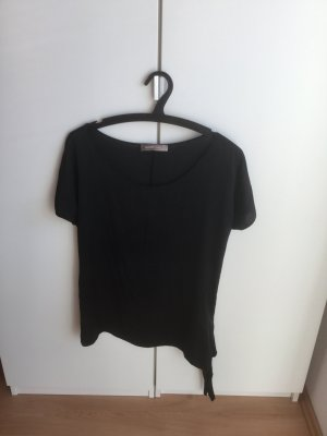 Hallhuber Shirt schwarz Größe 38