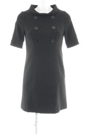 Hallhuber Shirtkleid schwarz Elegant