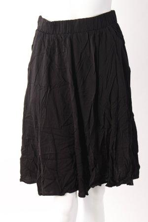Hallhuber Shirtrock schwarz