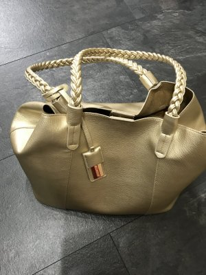 Hallhuber Shopper gold-colored