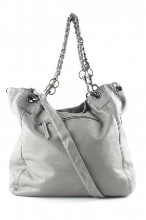 Hallhuber Shopper dunkelgrau Casual-Look