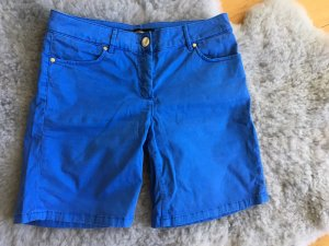 Hallhuber Shorts blau