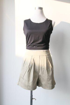 Hallhuber-Shorts in Größe 36 in Beige