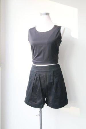 Hallhuber-Shorts in Größe 36 in Schwarz