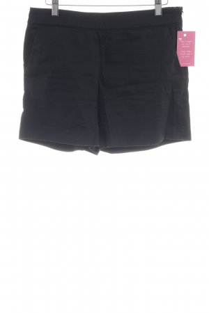 Hallhuber Shorts schwarz Casual-Look