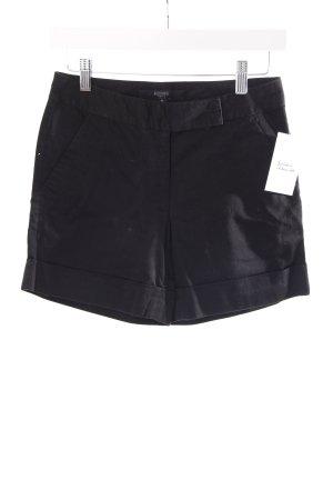 Hallhuber Shorts schwarz