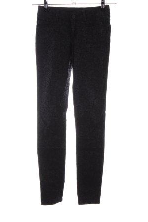 Hallhuber Skinny Jeans schwarz Casual-Look