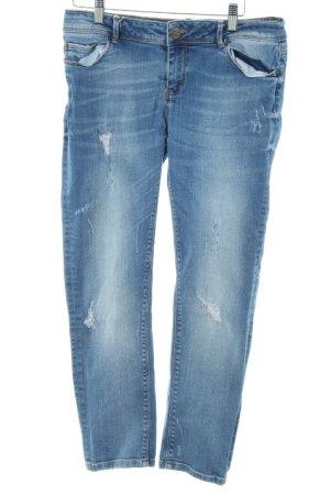 Hallhuber Skinny Jeans himmelblau Casual-Look