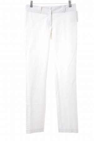 Hallhuber Slim Jeans white casual look