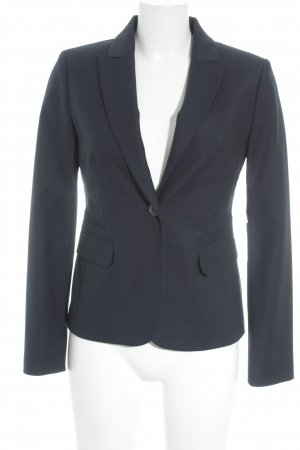 Hallhuber Smoking-Blazer blau Business-Look