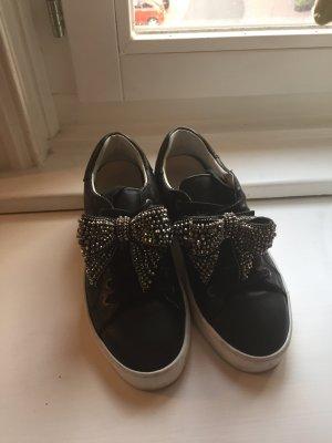 Hallhuber Sneaker schwarz