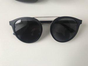 Hallhuber Sonnenbrille schwarz matt