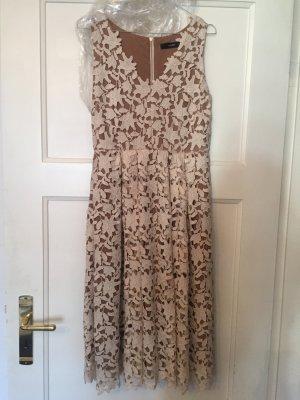 Hallhuber Spitzen Kleid