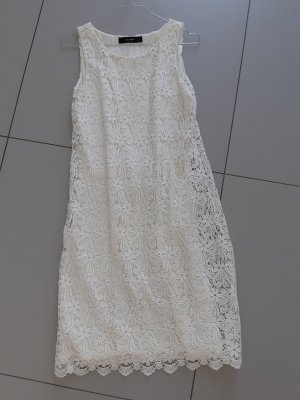 Hallhuber Lace Dress white
