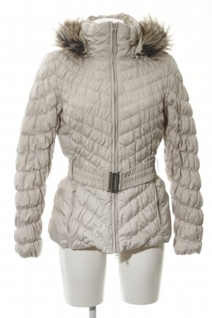 Hallhuber Steppjacke creme Casual-Look