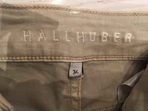 Hallhuber Wortel jeans zandig bruin-beige