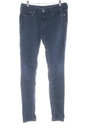 Hallhuber Stretch Jeans dunkelblau Casual-Look