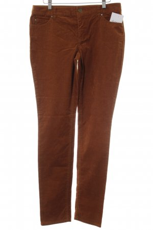 Hallhuber Stretch Trousers brown casual look