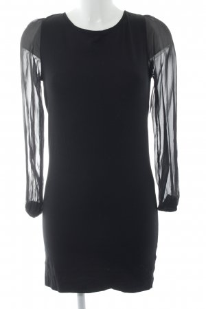 Hallhuber Stretchkleid schwarz Elegant