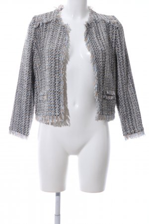 Hallhuber Knitted Blazer multicolored business style