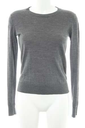 Hallhuber Knitted Top flecked casual look